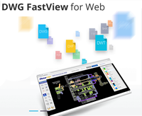 DWG FastView for Web, for Mobile, for Windows
